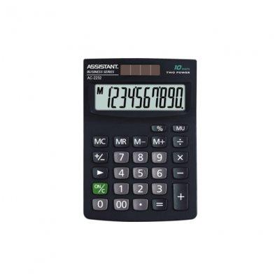 Настолен калкулатор Assistant AC 2232