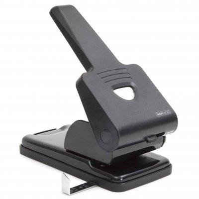 Rapesco Перфоратор 865-P, за 65 листа, метален, черен