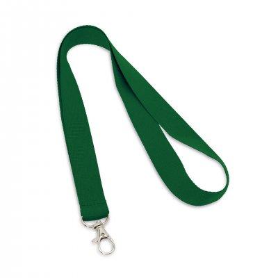 Hi!dea Лента за бадж, тъмнозелена
