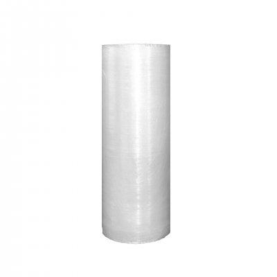 Престреч машинно фолио, ширина 420 mm, дебелина 9 µm, дължина 600 m, без шпула, отвор 76 mm