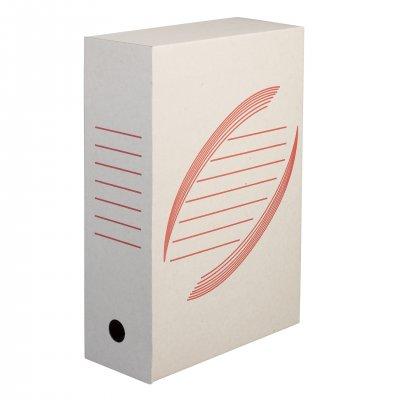 Архивна кутия, широчина 100 mm, микровелпапе