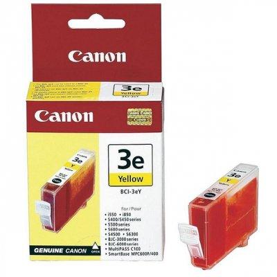 Патрон цветен yellow Canon BCI-3EY