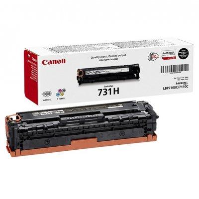 Тонер касета Черна Canon CRG-731H
