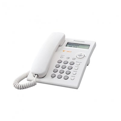 Телефон Panasonic KX-TSC11 Бял