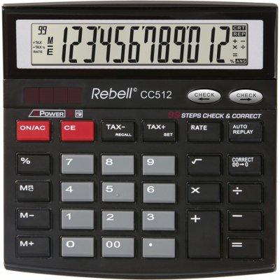 Настолен калкулатор Rebell CC 512