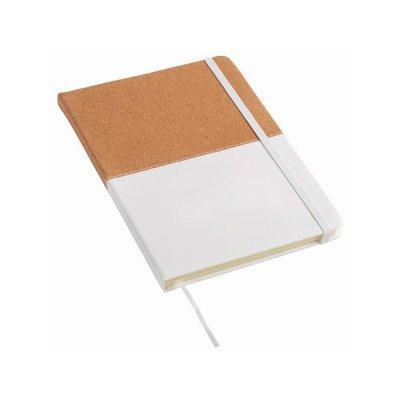 TOPS Бележник Corky във формат DIN A5, кафяво-бял