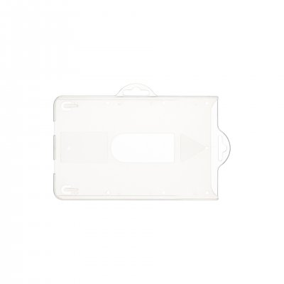 Argo Бадж, за 2 карти, пластмасов, хоризонтален, 50 броя