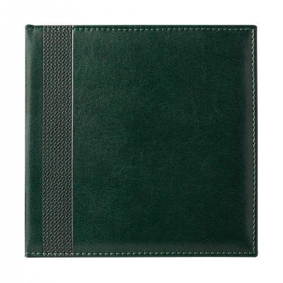 Календар-бележник К2, без дати, 20 x 20 cm, зелен