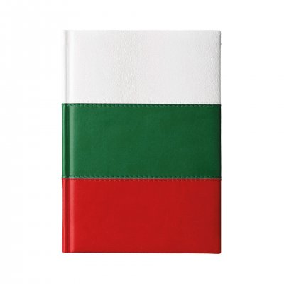 Календар-бележник България, без дати, А5