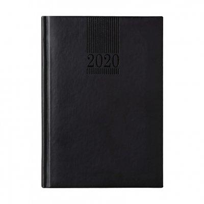 Календар-бележник Пикасо, без дати, A5, черен