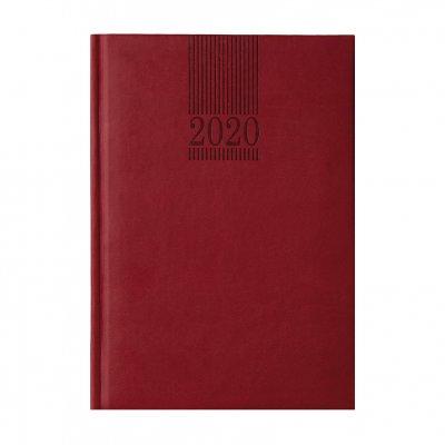 Календар-бележник Пикасо, без дати, А5, бордо