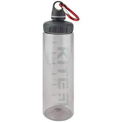 Бутилка за вода Kite 750 ml Сив