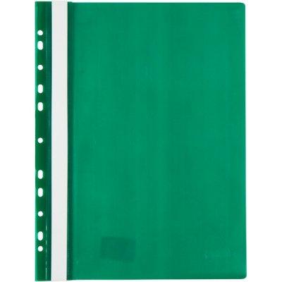 Папка PP с ЕВРОперфорация Axent Зелен