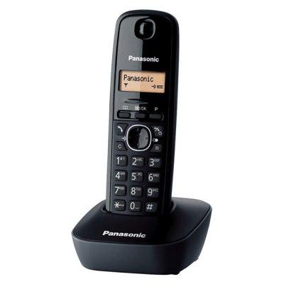 Телефон Panasonic KX-TG1611 Сив