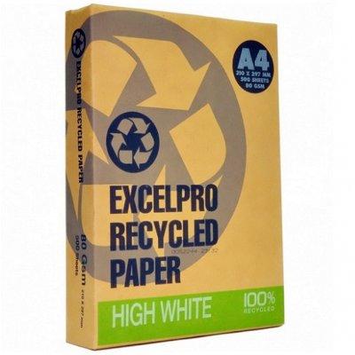 Хартия рециклирана Excelpro A4 500 л. 80 gr/m2