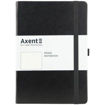 Бележник Axent Partner Prime A5 96л.тв.к. Точки Черен