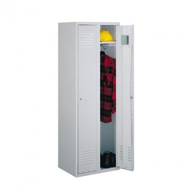 Метален гардероб Wardrobe Locker SUM320E 2 отдел