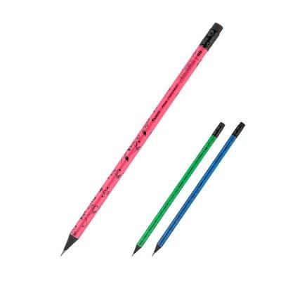 Молив с гума Axent HB