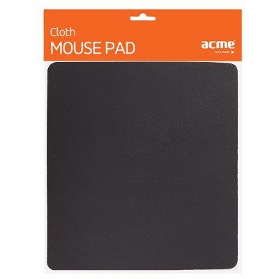 Подложка за мишка Acme Cloth Черен