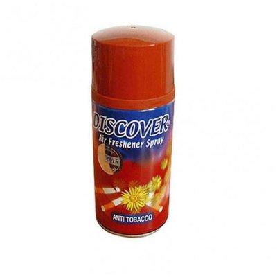 Спрей пълнител за ароматизатор Discover Anti Tobacco 320 ml
