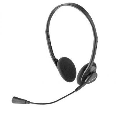 Слушалки с микрофон Trust HS-2100 Черен