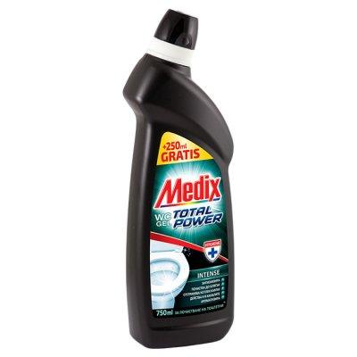 Medix WC Gel Total Power Intense 750 ml