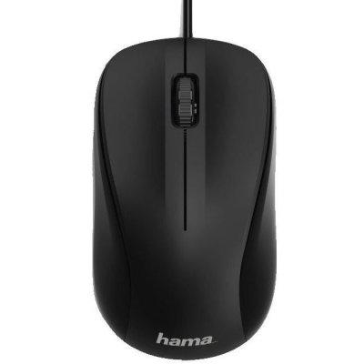 Мишка Hama MC-300 USB Черна