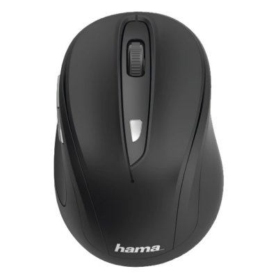 Мишка Hama MW-400 Wireless Черен