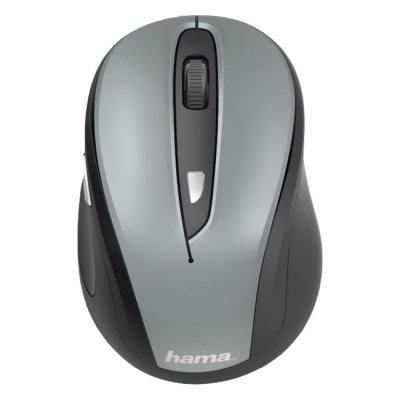 Мишка Hama MW-400 Wireless Сив