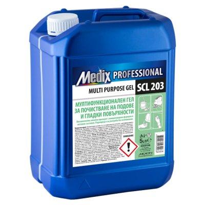 Универсален препарат за под Medix SCL203, 5 l