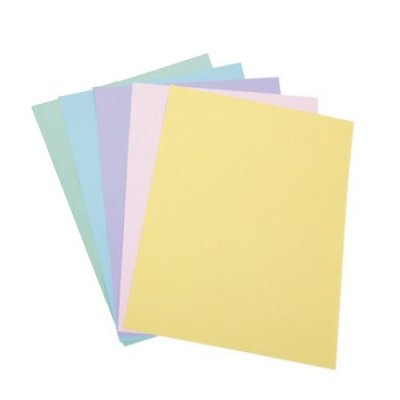 Цветна хартия Double A паст.Rainbow A4 50 л. 80g