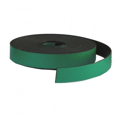 Магнитна лента Bi-Office 10 mm x 5 m Зелен