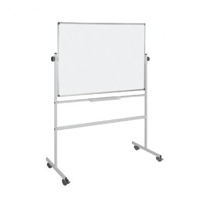 Бяла въртяща дъска алум.рамка Earth-It 90x120