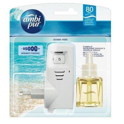 Ел. аромат. комплект Ambi Pur Ocean & Wind 20 ml