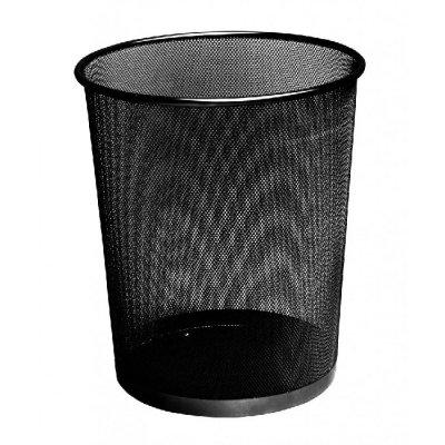 Кошче метална мрежа Ico 29 l  Черен