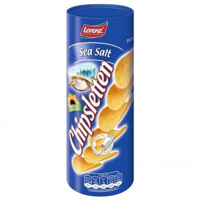 Чипс Chipsletten Sea Salt 100 gr