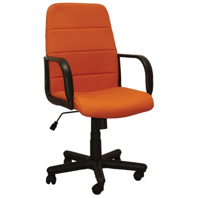 Стол Booster еко кожа Оранжев