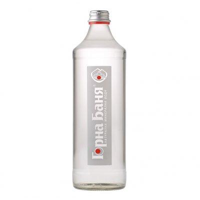 Минерална вода Горна Баня 0.750 l стъклена бутилка