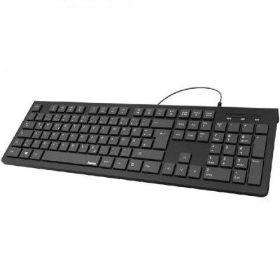Клавиатура Hama КС 200 USB Черен