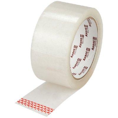 Лепяща опаковъчна лента безцветна Axent 48 mm x 60 m