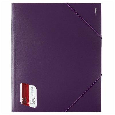 Папка PP с ластик A3 Axent Виолетов