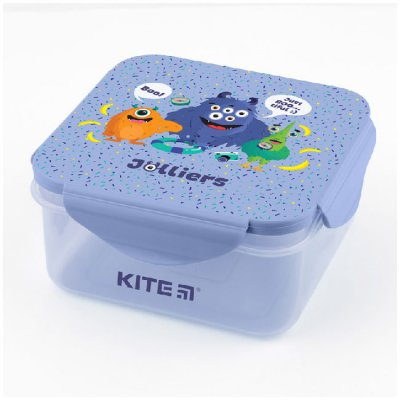 Кутия детска за храна Kite Jolliers 860 ml