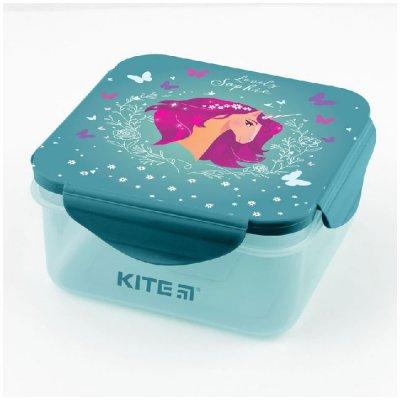 Кутия детска за храна Kite Lovely Sophie-2 860 ml