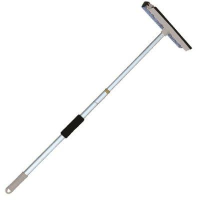 Стъклочистачка с телескопична дръжка 25 cm