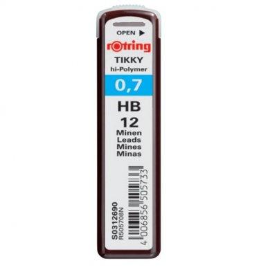 Графити Rotring HB 0.7 mm