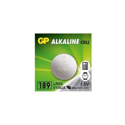 Батерия GP189 LR-1130 алкална 1.5 V 40 mAh