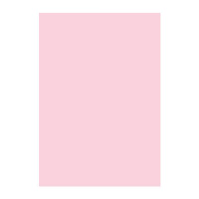 Картон Papicolor A4 270 g/m2 10 л. Розово