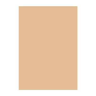 Картон Papicolor A4 270 g/m2 10 л. Св.кафяв