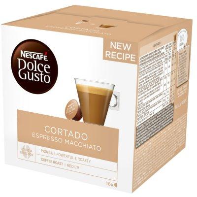 Кафе капсула Nescafe Dolce Gusto Cortado 16 бр.