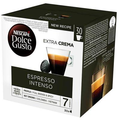 Кафе капсула Nescafe Dolce Gusto Espresso Intenso 30 бр.